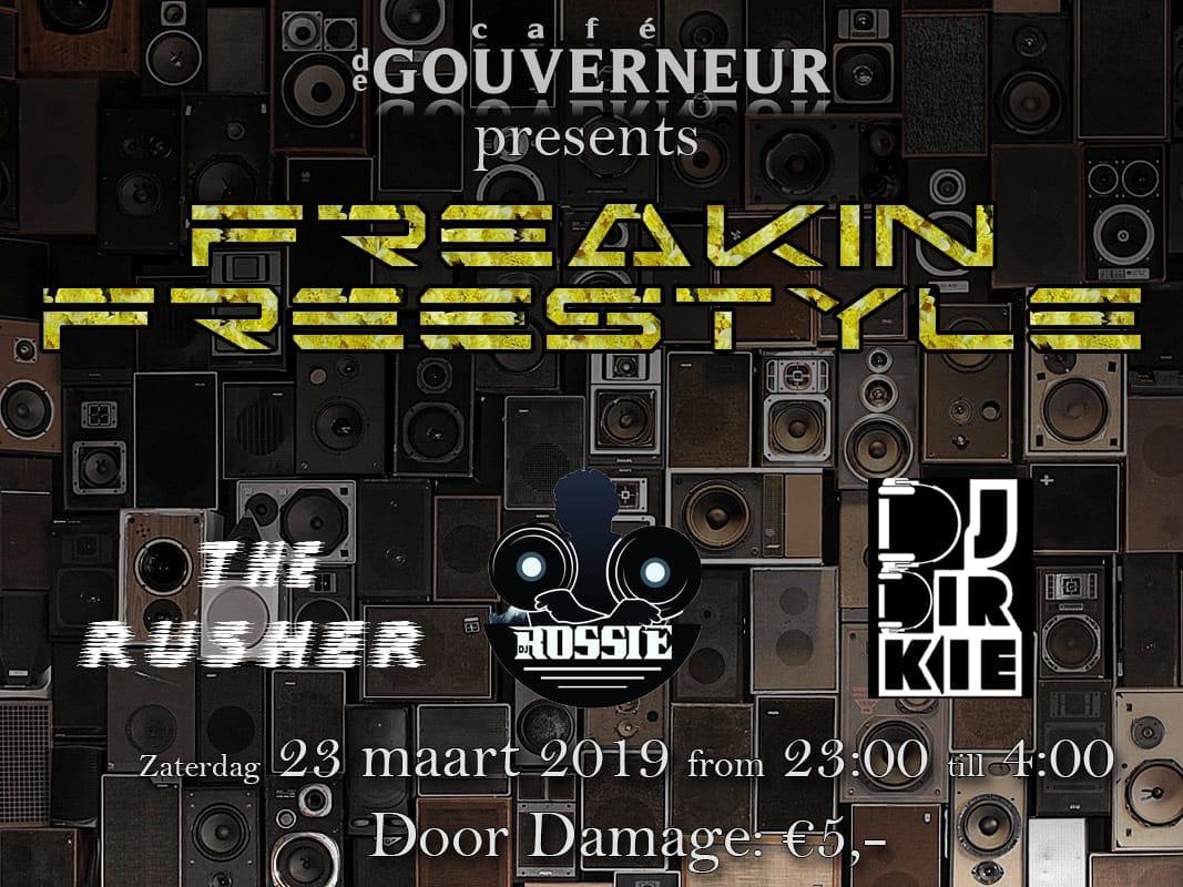 freekin freestyle